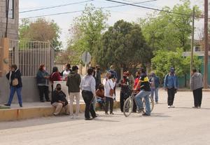Discuten espacios 'pulgueros' de la Borja en Frontera