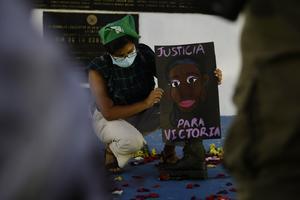 Vinculan a proceso a expareja de Victoria, salvadoreña asesinada en Tulum