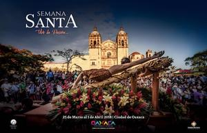 Cómo se vive Semana Santa en Oaxaca