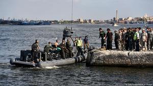 Italia rescata a unos 160 inmigrantes en dos barcas a la deriva tras 30 horas