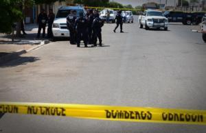 Asesinan con arma de fuego a dos hombres en la colonia Anáhuac