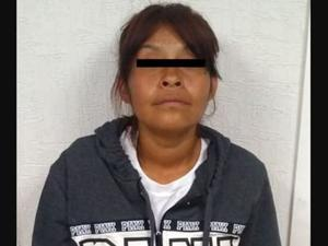 Mujer vende a su hija; es vinculada a trata de personas