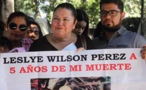 Claman justicia para Leslye, víctima de feminicidio en 2011