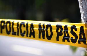 En Sábado de Gloria, emboscan y calcinan a tres policías en Oaxaca