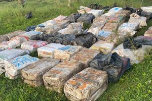 Incautan en el oeste de Colombia más de una 1,3 toneladas de cocaína