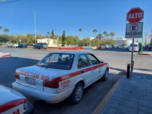 A examen toxicológico 200 taxistas de Frontera