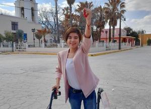 Abigail Juárez Lara, 'Mi discapacidad no es un límite, quiero ser presidenta municipal'