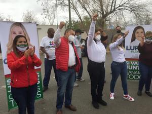 Promete candidata nueva área médica en Monclova