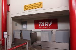 Aerolíneas TAR sin fecha para despegar, sólo vuelos privadosen Frontera