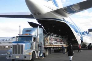 Tráfico de carga aérea rebasa nivel preCovid