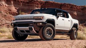 GM anuncia la versión todocaminos SUV de la camioneta eléctrica GMC Hummer