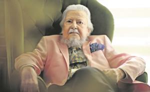 El Colegio Nacional rinde homenaje a Fernando del Paso