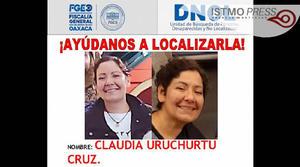 Claudia Uruchurtu desapareció tras protestar contra edil de Nochixtlán