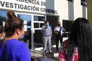 Reconoce delegado la detención de feminicida en Moclova