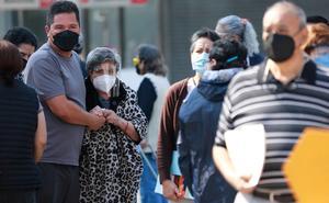 Coahuila registra 6 muerte y 70 casos nuevos de COVID-19