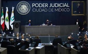 Tribunal Superior de Justicia de CDMX incorpora a nuevos magistrados