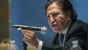 Juez de EU revisará el arresto domiciliario del expresidente peruano Toledo