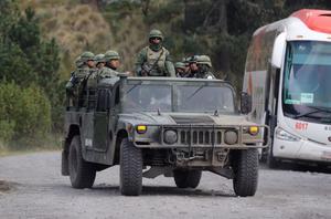 Niega gobierno federal que seguridad pública esté militarizada