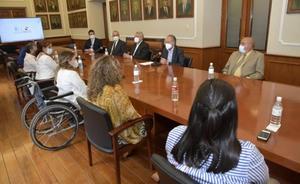 Carreras López se reúne con nueva presidenta de la CEDH