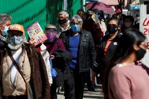México supera las 205 mil muertes por COVID-19