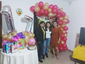 Darina celebra 17 años en Monclova
