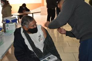Llegó lasegunda dosis de vacunas contra el COVID-19 a la Región Centro