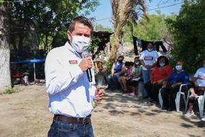Convencido Hugo Lozano que ganará la alcaldía de 'San Buena'