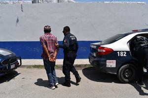 Sorprenden a presunto ladrón en Monclova