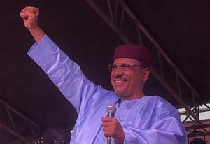 Presidente de Níger nombra nuevo gobierno con 33 ministros