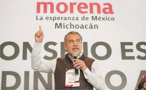 Cancelan spots de Raúl Morón como candidato a gobierno de Michoacán