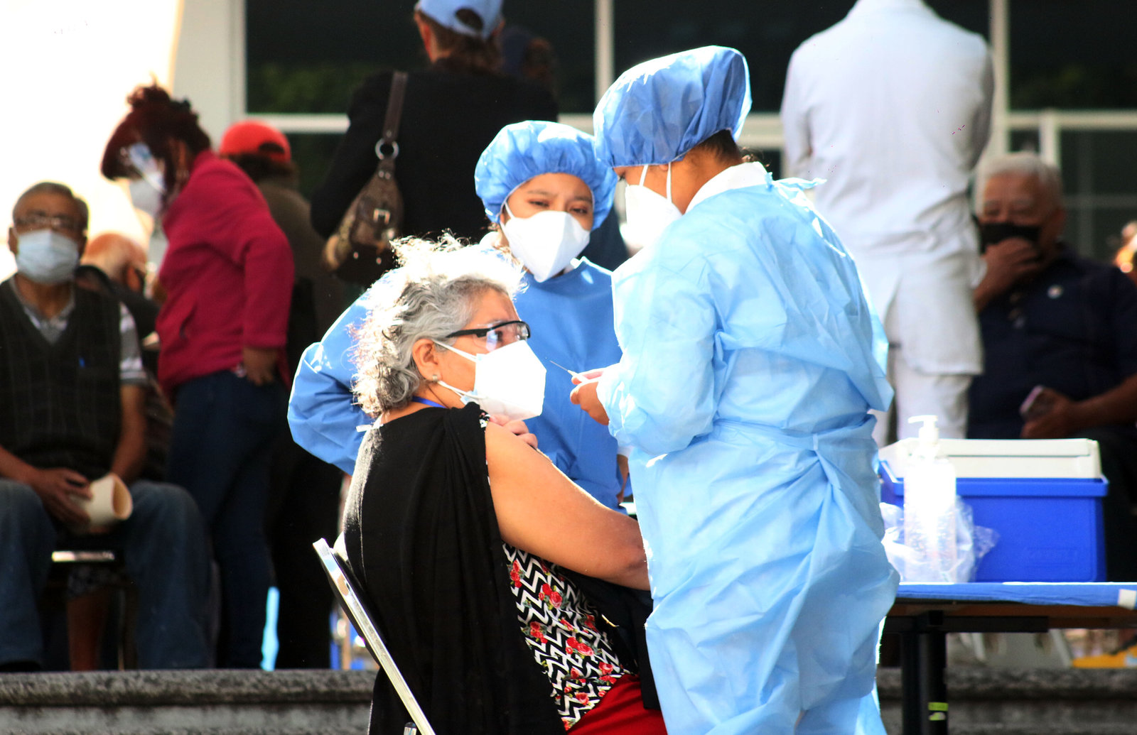 México supera las 10 millones de dosis aplicadas contra el COVID-19