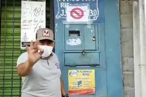 Investigan a alcalde venezolano que marcó casas de pacientes con covid-19