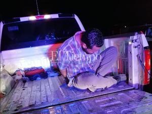 Riña en El Jarras de Monclova casi termina en tragedia