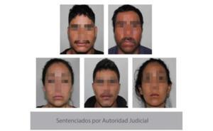 Por secuestro en 2014 sentencian a tres hombres a 140 años de prisión