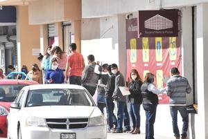 Siguen 500 sin recoger en el INE su credencial de elector en Monclova