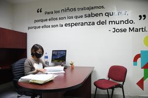 Detecta PRONNIF 15 menores con ausencias a clases virtuales en Monclova