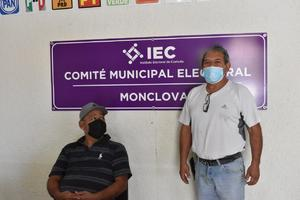 Dos partidos  piden al IEC autorice un debate político en Monclova