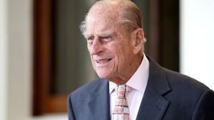 Muere el marido de la reina Isabel II a los 99 años