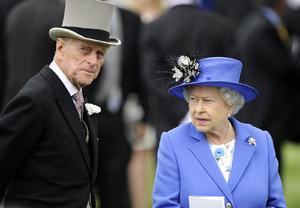 El duque Felipe de Edimburgo, el ancla de Isabel II