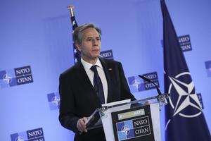 Blinken habla con sus homólogos alemán y francés sobre el apoyo a Ucrania
