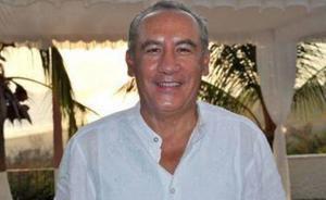 Designa Murat a Heliodoro Díaz como secretario de seguridad