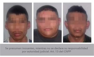 Rescatan a joven secuestrado en San Vicente Tancuayalab