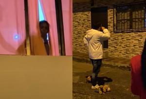 La verdad tras el video viral del hombre llevando serenata a su novia