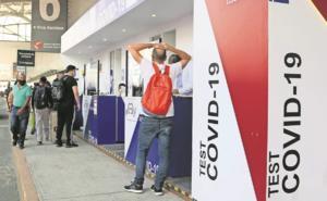 Suspenden laboratorios de pruebas Covid en AICM y Azcapotzalco