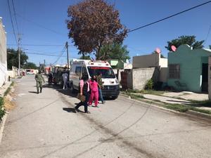 Aplican dosis a 60 adultos a domicilio en Frontera