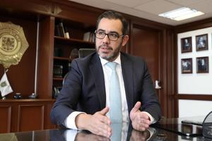 Determina juez que FGR puede solicitar detención de Jesús Orta