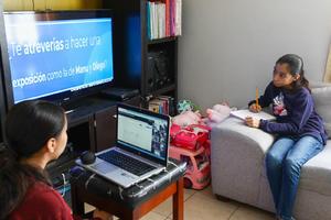 Alista SEP reanudación de Aprende en Casa III para este lunes