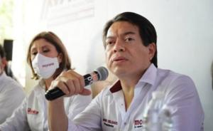 Delgado asegura que Morena se llevará la gubernatura de SLP