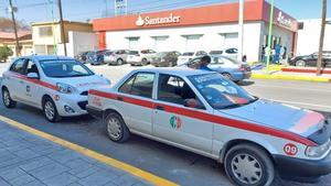 Taxistas de Frontera usurparán acciones policíacas