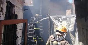 Mueren dos niñas al incendiarse su casa en Aguascalientes
